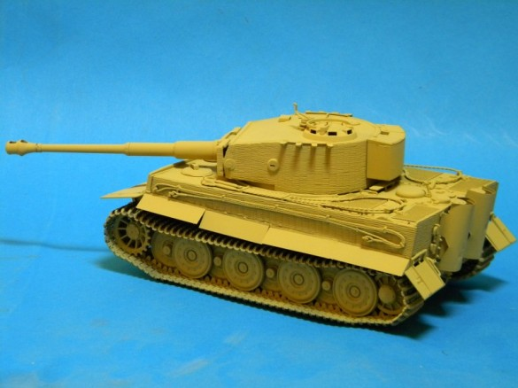 Italeri Tiger I late 1:35